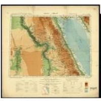 Internationale Weltkarte [G36] - Aswan (1946) 1:1.000.000 []