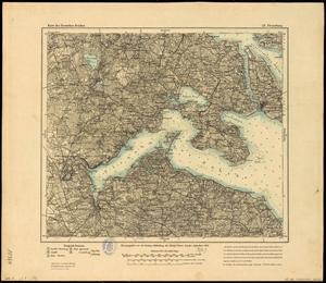 Flensburg Karte.Karte Des Deutschen Reichs 1 100 000 23 Flensburg 1910