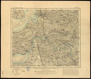 Husum Karte.Karte Des Deutschen Reichs 1 100 000 56 Husum 1910